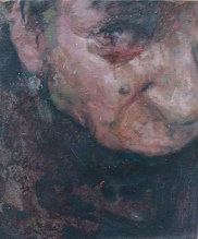 Maly 1, oil on canvas, 25x30cm, 2011