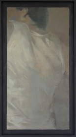 Self-portrait 3, oil on canvas, 110x70cm, 2006