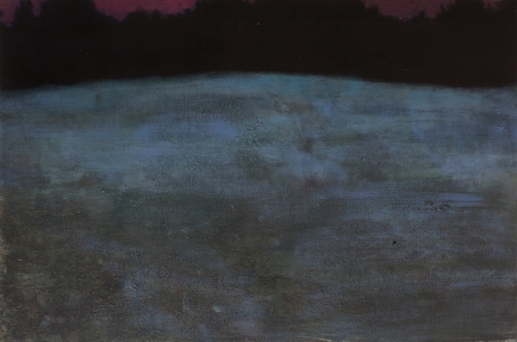 Moonshine, oil on canvas, 60 X 90 cm, 2014
