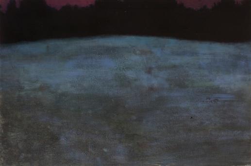 Moonshine, oil on canvas, 60 X 90 cm, 2014