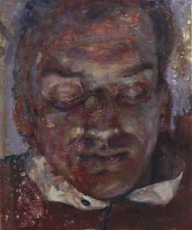 Neighbor 1, oil on canvas, 30x25 cm, 2011