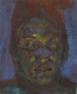 Neighbor 3, oil on canvas, 30x25 cm, 2011
