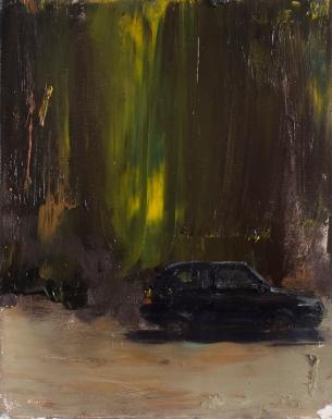 VXL, oil on canvas, 25 X 20 cm, 2015